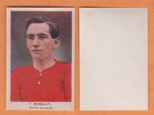 Third Lanark Tommy McInally Scotland